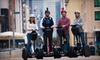 Another Side Of San Diego Tours - Downtown San Diego: $49 for Guided Segway Tour of Balboa Park or Downtown San Diego and Bay from Another Side Of San Diego Tours (Up to $149 Value)