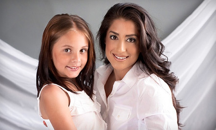 Debbies Images - Debbies Images: $59 for a Mother-Daughter Photo-Shoot Package with Prints at Debbies Images in Elk Grove ($169 Value)