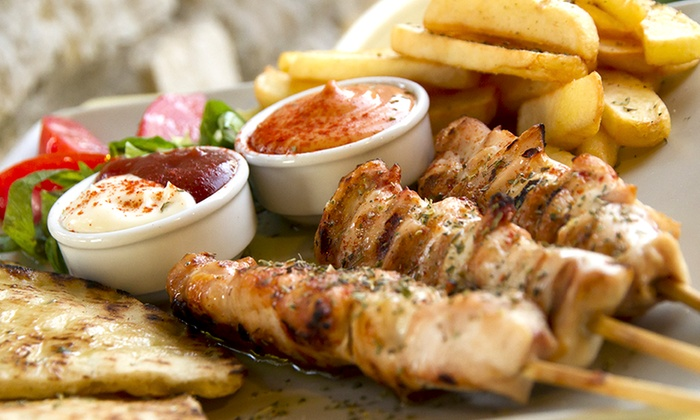 The Meze Grill in Plymouth, PLYMOUTH Groupon