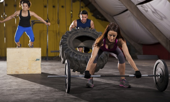 CrossFit Caduceus - 8, Hampstead: One or Two Months of CrossFit with Four Couch to CrossFit Classes at CrossFit Caduceus (Up to 63% Off)