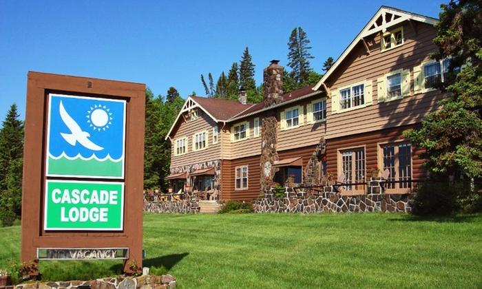 Cascade Lodge In Lutsen Mn Groupon Getaways