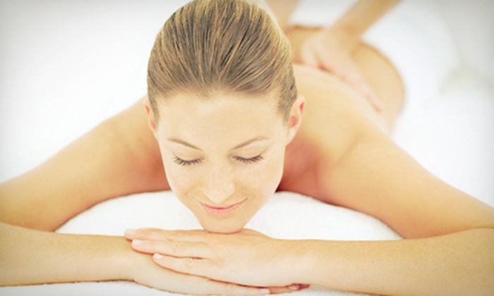 Christine Bailor at The Body Essential - Williamsville: 60-Minute Massage with Optional 60-Minute Chakra Balancing from Christine Bailor at The Body Essential (Up to 51% Off)