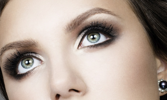 Iconic Brow & Beauty Bar - Crossroads Shopping Center: Two Iconic Arch Threadings or an Eyebrow and Lip Threading at Iconic Brow & Beauty Bar (Up to 50% Off)
