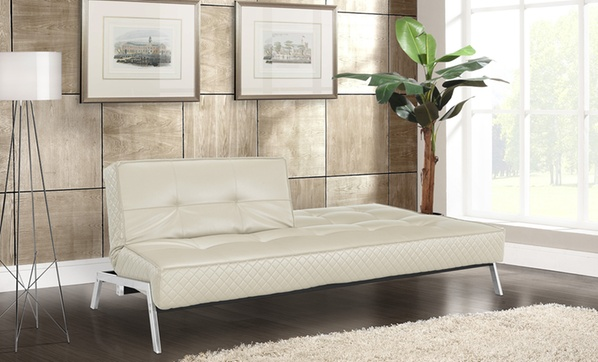 Serta Carly Convertible Sofa or Chair from $269.99–$369.99