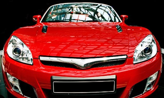 Ziebart - Ypsilanti: Interior or Exterior Auto Detailing at Ziebart (Up to 51% Off)