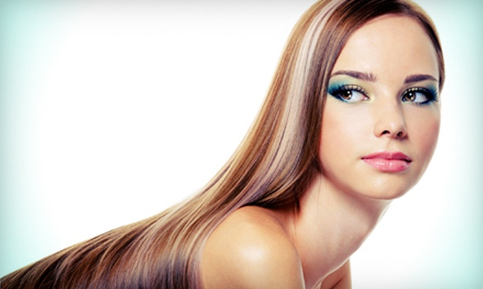 Ambiance Salon and Spa - West Central: $50 Worth of Salon and Spa Services