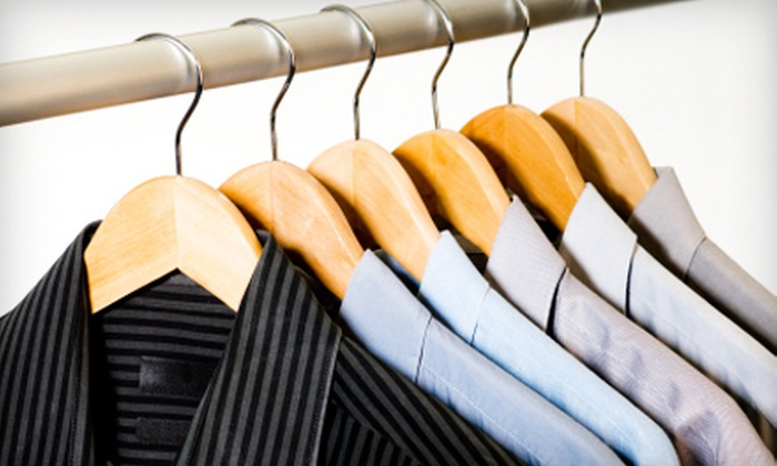One Stop Cleaners - Miami: $10 Worth of Dry Cleaning or Onsite Fabric Care