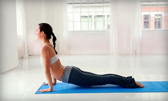 The Yoga Center - Queen Alexandra: One or Two Months of Unlimited Hot Yoga Classes at The Yoga Center (Up to 78% Off)
