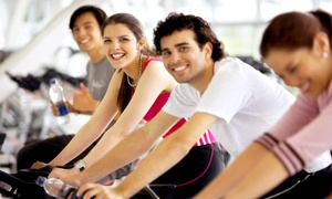 Bike2theBeat: Eight Spinning Classes or One Month of Unlimited Classes at bike2thebeat (Up to 85% Off)
