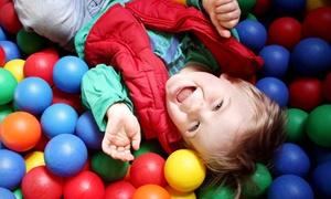 Aktivi Kinder Abenteuerland: Tageseintritt für 1 bis 2 Erwachsene und 1 bis 2 Kinder inkl. je 1 Getränk für das Aktivi Kinder Abenteuerland ab 7 €