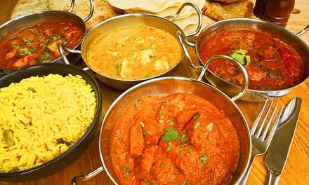 Thailändisches oder indisches Catering für 10, 20 oder 30 Personen vom ASIN Catering (bis zu 50% sparen*)