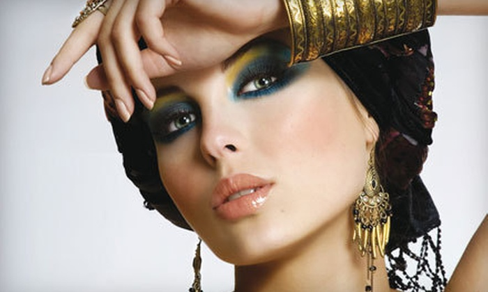 Mahya Cosmetics - North Dallas,Inwood: $75 for $200 Worth of Mineral Makeup from Mahya Cosmetics
