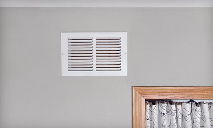 BestClean - Central Jersey: Whole-House Air-Duct Cleaning with Optional Dryer-Vent Cleaning from BestClean (Up to 86% Off)
