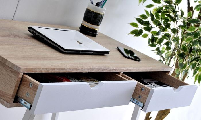 Bureau Scandinavisch Design.Tot 55 Op Bureau Met Scandinavisch Design Groupon Producten