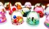 Hale Hana Waikiki - Honolulu: $35 for $75 Worth of Custom Snow Globes at Hale Hana Waikiki