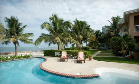 Beachfront Belize Hotel with Ocean Views