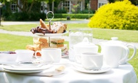 Afternoon Tea for Two or Four at Risley Hall Hotel & Spa (Up to 48% Off)