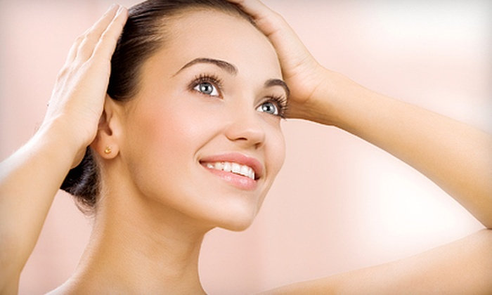 Aesthetics Medical Spa  - Multiple Locations: One or Three Microdermabrasion Treatments at Aesthetics Medical Spa (Up to 68% Off)