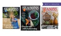 5 of 10 nummers Seasons, het abonnement stopt automatisch