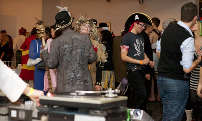 Museum London - Central London: $15 for Devil's Night Halloween Party for Two at Museum London on Friday, October 26, at 8 p.m. (Up to $30 Value)