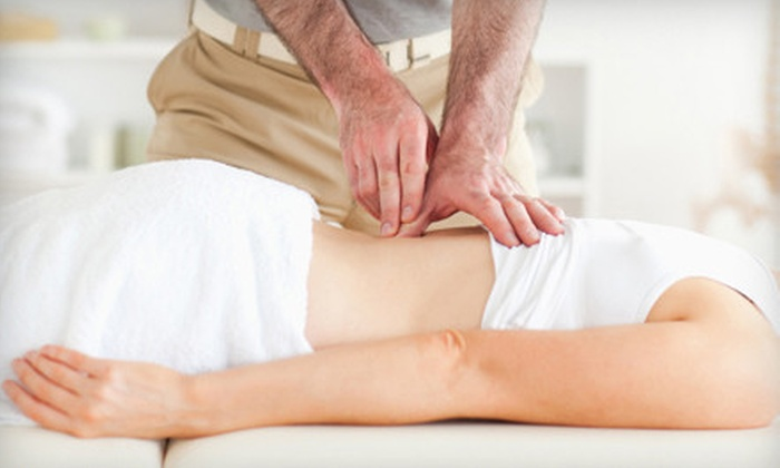 Hilltown Chiropractic - Montgomery: Chiropractic Package with an Exam and One or Three Adjustments at Hilltown Chiropractic in Montgomery (Up to 74% Off)