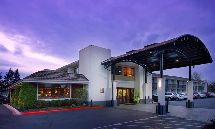 null - Seattle: Stay at Best Western Airport Executel in SeaTac, WA. Dates Available into January.