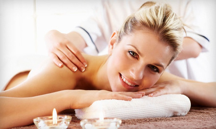 JetSet Spa & Massage - Lawrenceville: 60-Minute Swedish, Deep-Tissue, Prenatal, or Couples Massage at JetSet Spa & Massage (Up to 57% Off)