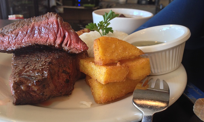 Blue Charcoal - Northrich: Brazilian Steak-House Lunch for Two or Four at Blue Charcoal (44% Off)