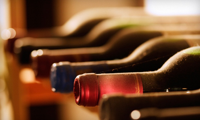 1 West DuPont Circle Wines and Liquors - Washington: $45 for Package of Six World Wines from 1 West DuPont Circle Wines and Liquors ($90 Value)