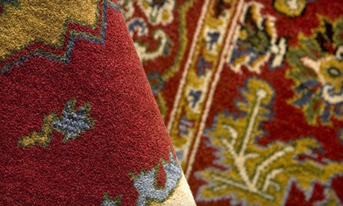 Heritage Rug Outlet - Rochester: Original Persian, Traditional, and Antique Rugs at Heritage Rug Outlet (Half Off). Two Options Available.
