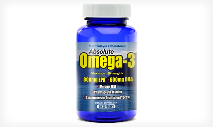 Absolute Omega 3 Supplements Groupon Goods