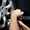 Sostituzione pneumatici e check up auto