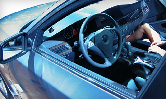 A-1 Auto's & Detail - Euclid: Interior or Exterior Detail or One or Two Full Auto Details at A-1 Auto's & Detail (Up to 61% Off)