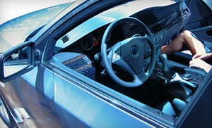 A-1 Auto's & Detail: Interior or Exterior Detail or One or Two Full Auto Details at A-1 Auto's & Detail (Up to 57% Off)