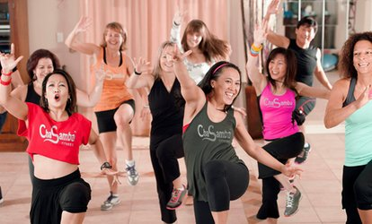 image for Eight ChaSamba Fitness Classes for One or Two at ChaSamba Fitness (84% Off)
