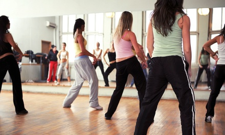 $25 for $45 Worth of Services at Z Dance Studio