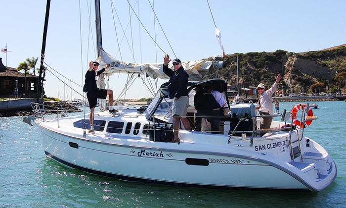 Aventura Sailing Association Dana Point CA Groupon - Billet port aventura groupon