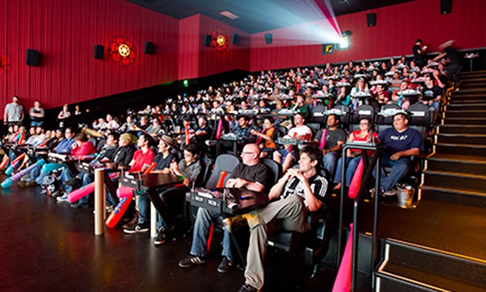 Alamo Drafthouse Cinema - Alamo Drafthouse Cinema - Richardson: Movie for Two, Four, or Six at Alamo Drafthouse Cinema (Up to 55% Off)