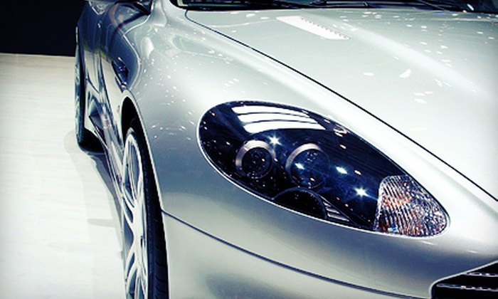 Delta Sonic Car Wash - Multiple Locations: $49 for Exterior Auto Detailing at Delta Sonic Car Wash ($89.99 Value)