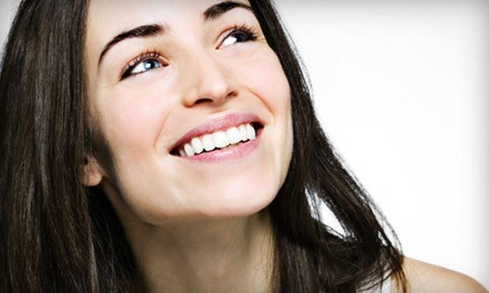 J Salon & Spa - Deerfield: $119 for an In-Office Laser Teeth-Whitening Treatment at J Salon & Spa ($500 Value)