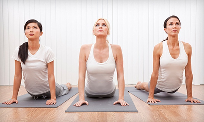 Life Yoga - Life Yoga - Bloomingdale: One or Two Months of Unlimited Classes at Life Yoga in Bloomingdale (78% Off)
