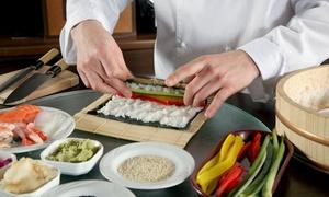 LA CANTINE DES GOURMETS: Atelier de cuisine de 2h pour apprendre à réaliser des sushis et des makis à 35 € chez La Cantine des Gourmets