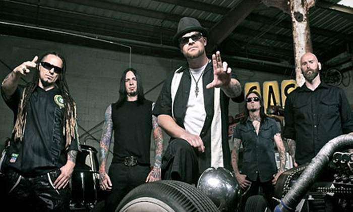 Trespass America Festival  - Freeman Coliseum: $20 to See Trespass America Festival at Freeman Coliseum in San Antonio on Friday, July 27, at 5 p.m. (Up to $48.01 Value)