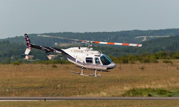Balade aérienne pour 1 ou 2 personnes au départ d'Albi, Carcassonne, Toulouse, Béziers ou Millau dès 109,99 €