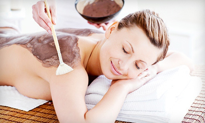 July Vitality Center - Buckhead Village: One or Three Body Wraps with Dry Brushing at July Vitality Center (Up to 74% Off)