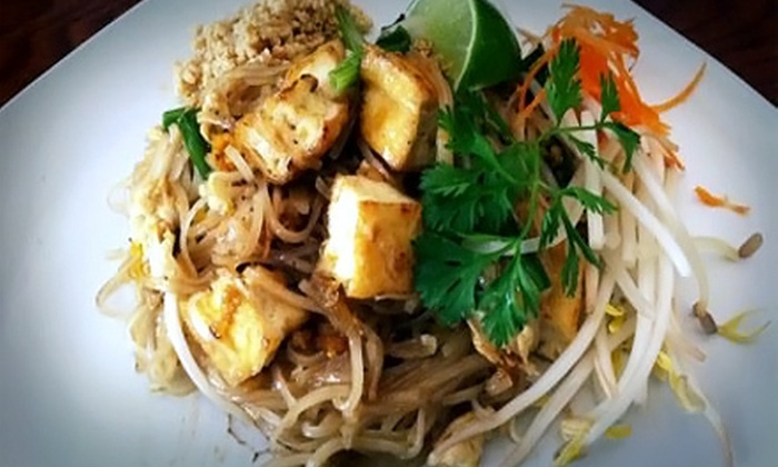 Dharma Garden - Irving Park: $12 for $25 Worth of Thai Fare at Dharma Garden