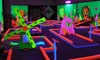 Up to 56% Off Mini Golf and Laser Maze at Glowgolf
