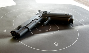 DFW Shooters Academy: Texas Concealed-Handgun License Course at DFW Shooters Academy (65% Off)