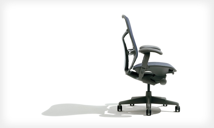 Herman Miller Office Chairs Groupon Goods