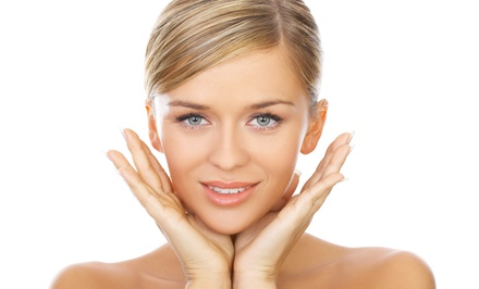 One, Three, or Five Laser Radio-Frequency Skin-Tightening Treatments at (Up to 85% Off)